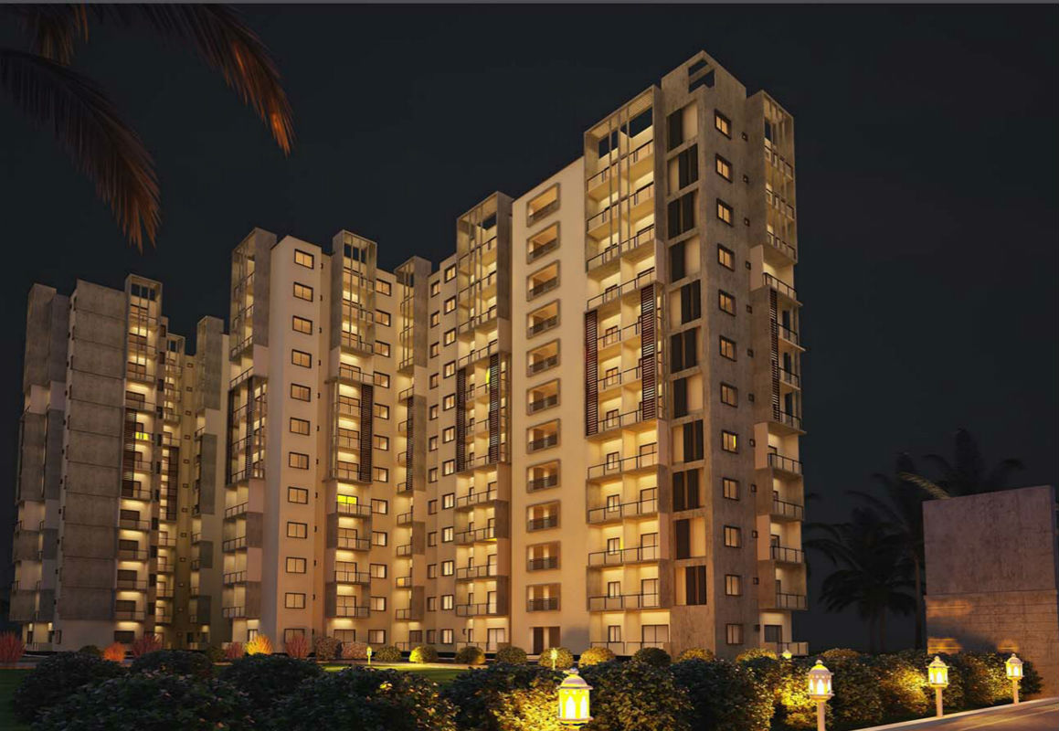 Manar highrise apartment, Pune highrise apartment