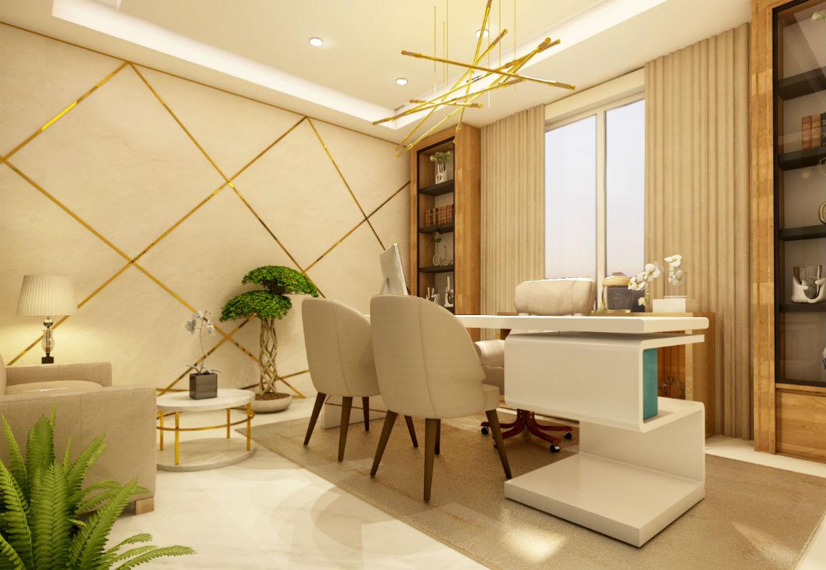 Mspl Business Interior Designed By Acme Designers