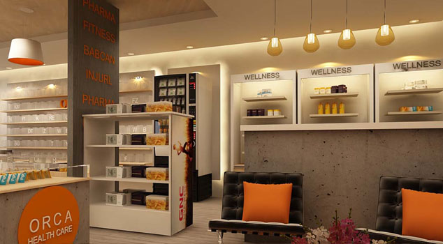 ACME Designers retail projects, Ogara bangalore